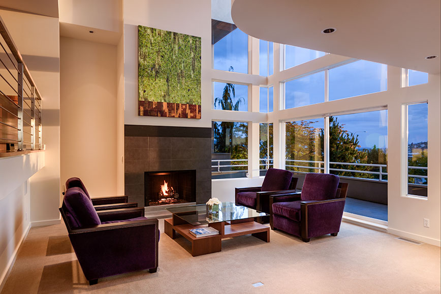 Real estate architectural photographer in seattle residential luxury home and mls for Capital home staging and design